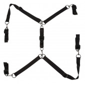 Fetish Bed Restraints