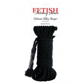 Deluxe Silky Rope Black